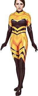 Halloween Cosplay Costume Lady Bug Womens Kid Jumpsuit Child Little Beetle Suit