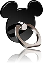 [Gift Choice] Kickstand Phone Ring Stand Holder(Black) 360 Rotation Cell Phone Grip Universal Smartphone for Apple iPhone 7 Plus 6 6S 5 5S Samsung Galaxy Note, Tablet and Ipad pipigo