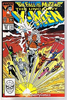 X-MEN #227, VF, Fall of the Mutants, Wolverine, Uncanny, more in store