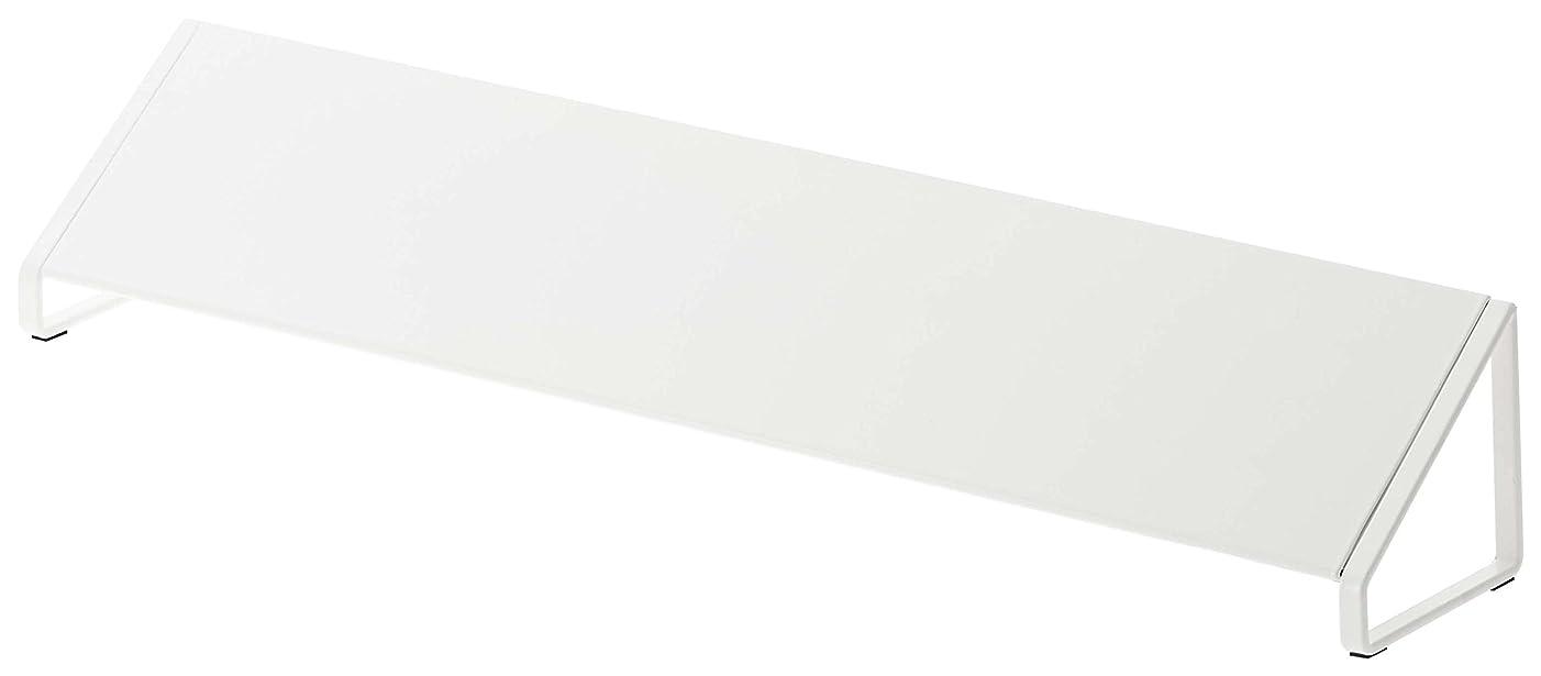 アパルマウスブランチ山崎実業 排気口カバー プレート ホワイト 2405
