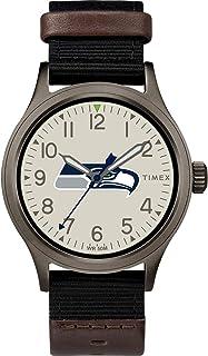 Timex Men's TWZFSEAMB NFL Clutch Seattle Seahawks Watch