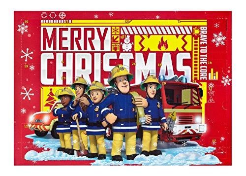 Undercover FSBT8021 - Adventskalender, Feuerwehrmann Sam