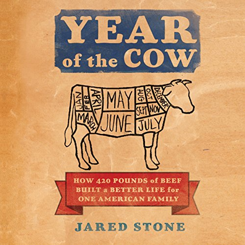 Year of the Cow audiobook cover art