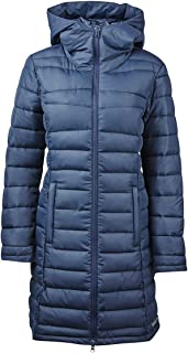 DUBLIN Topaz Long LINE Jacket Navy Ladies 2XSMALL Horse Rug