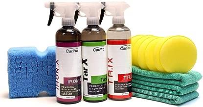 Best car decontamination kit Reviews