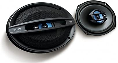 Sony XSGT6937A 6 x 9-Inch 3-Way Car Speakers