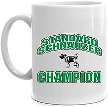 Eddany Standard Schnauzer Champion Mug