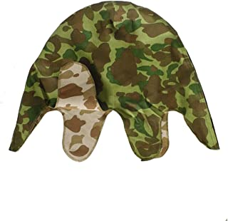 HOME DAILY SALE USMC US WW2 US Pacific Reversible Camouflage Helmet Cover