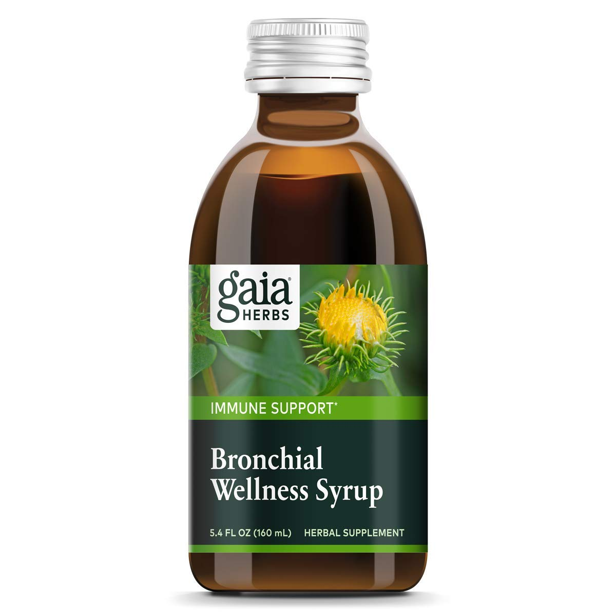 Gaia Herbs Bronchial Wellness 5 4 Ounce