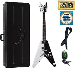 Dean Michael Schenker Standard Guitar, MS STD, ABS Case Bundle