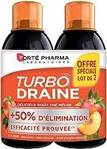 Forte Pharma Turbodraine thé pêche 2 x 500ml - 3