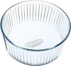Pyrex Classic Round Souffle Dish 21 cm