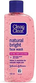 Clean & Clear Natural Bright Facewash, 100ml
