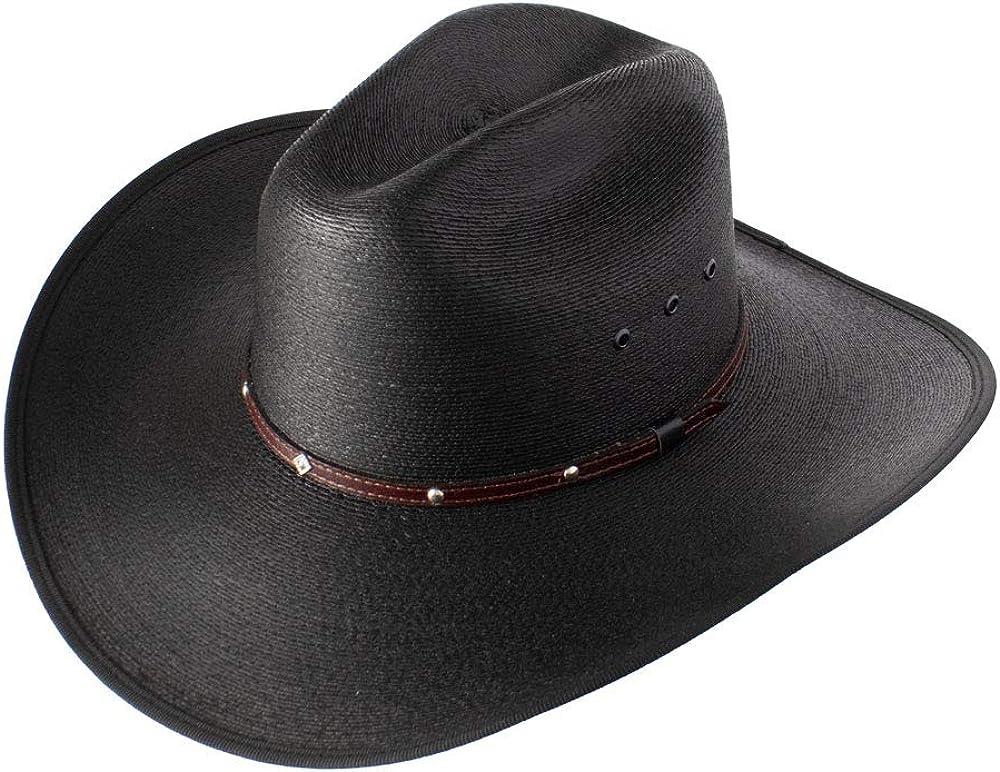 Stetson Black Blaze Palm Hat