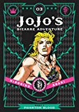JoJo's Bizarre Adventure: Part 1 - Phantom Blood Volume 3 - Hirohiko Araki