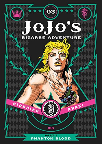 Jojo's Bizarre Adventure: Part 1--Phantom Blood, Vol. 3: Volume 3