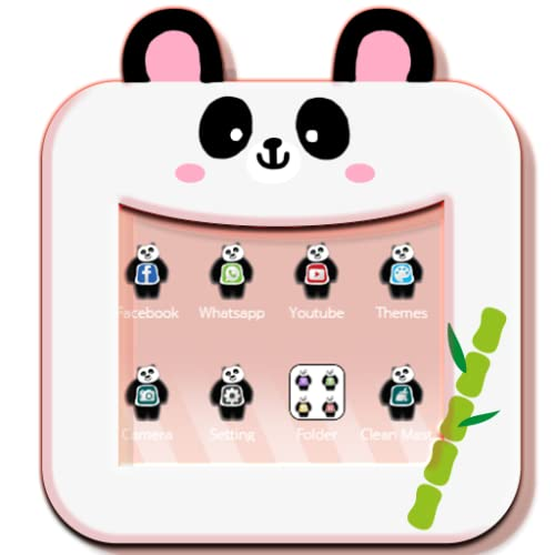 mächtig Molliges Panda-Thema
