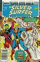 Silver Surfer Annual #1 (Marvel Comic Book 1988)