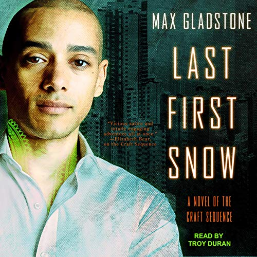 Last First Snow audiobook cover art