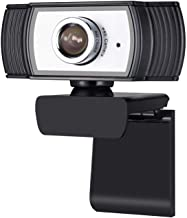 Computer Webcam with Microphone 1080P by Comix, HD Streaming Computer USB Camera for PC Laptop Zoom Conference Skype Video...
