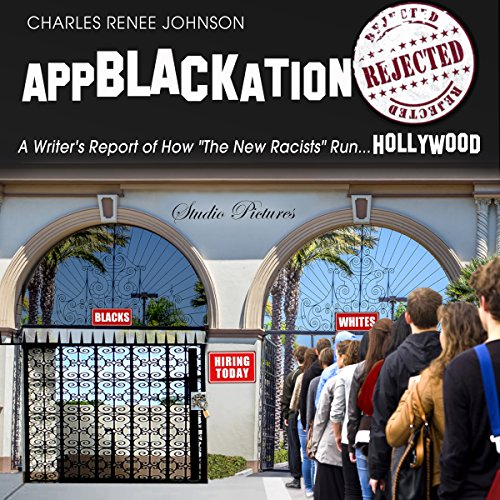 AppBLACKation Rejected audiobook cover art