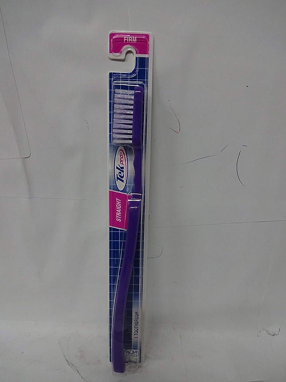 望み後方に昆虫を見るTEK 歯ブラシの企業規模1CT歯ブラシ、12パック 12のパック