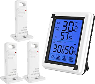 Best temperature and humidity sensor for greenhouse Reviews