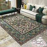 Alfombra moderna para salón de 180 x 280 cm para dormitorio, alfombra moderna de...