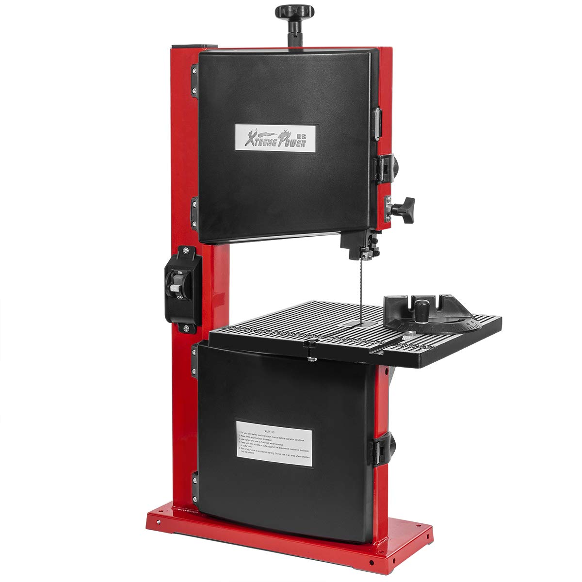 XtremepowerUS Benchtop Stationary Adjustable Woodworking