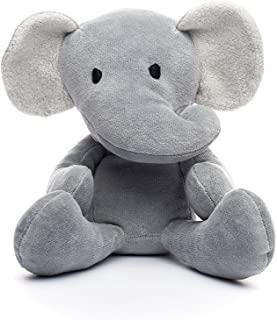 Bears For Humanity Elephant Stuffed Animal - Organic Elephant is a Non-Toxic, 12