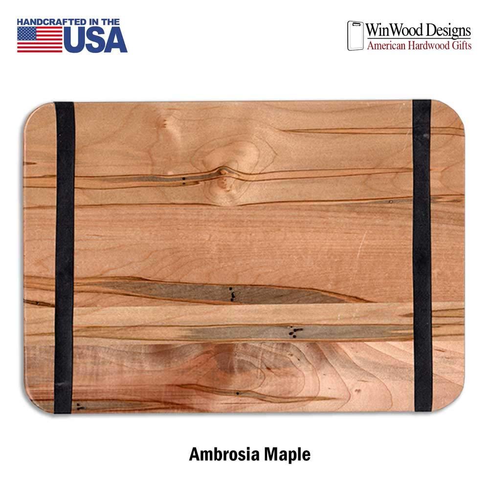 Banded Wood Menu Boards excellence Hardwood OFFer Holder 9.5