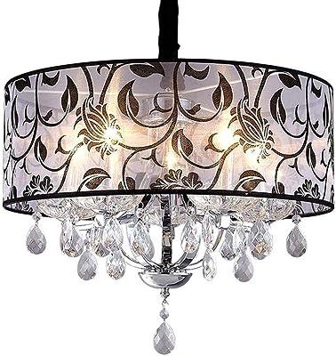 Feiss Zara 4lt Chandelier: Amazon.es: Iluminación