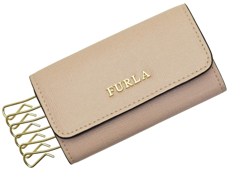 (フルラ) FURLA キーケース 6連 BABYLON KEYCASE レザー [並行輸入品]