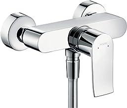 "Single lever shower mixer for exposed installation, 1/2"" nut, 1 Tick خلّاط شطاف مترس برافعة واحدة للتجهيزات المكشوفة، صمول..."