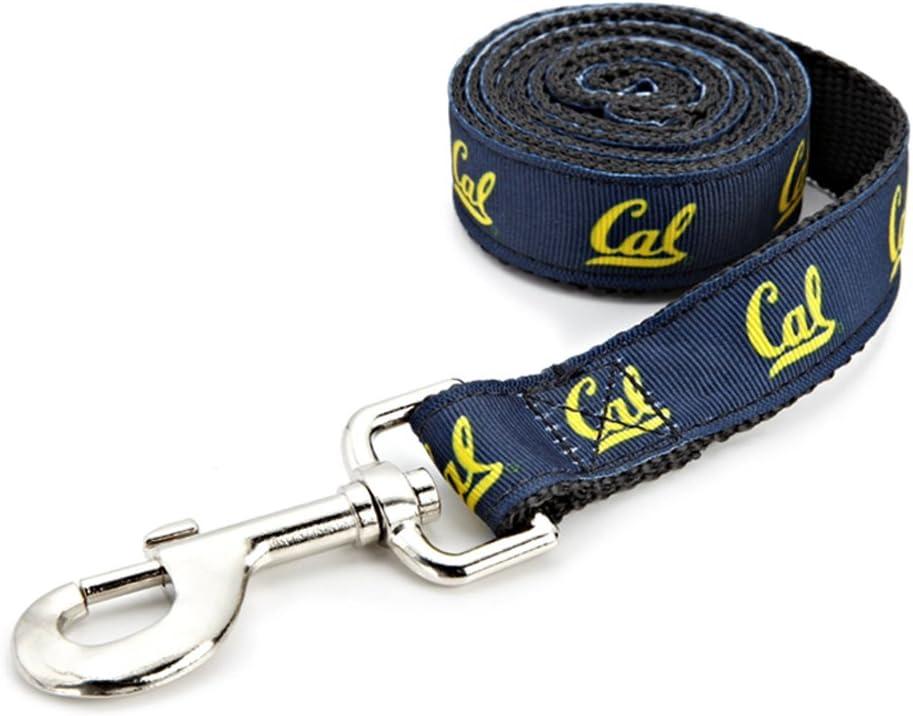 NCAA California Golden Bears Dog Leash Boston Mall Complete Free Shipping Small Team Color