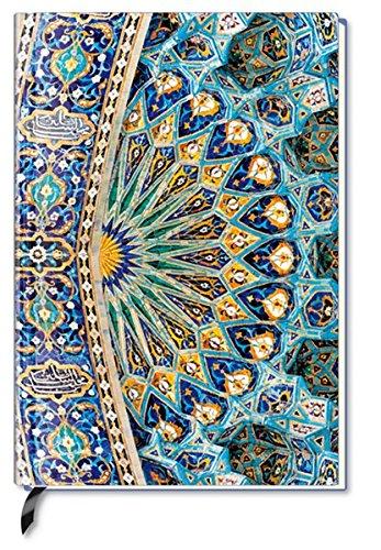 Premium Book Oriental Dome - Notizbuch - liniert - (12 x 17)