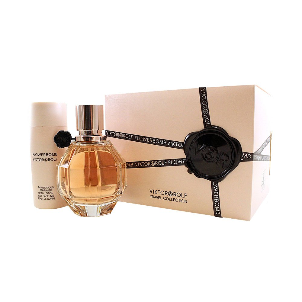 Viktor and outlet Rolf Flowerbomb Fragrance Count 2 New Shipping Free Set