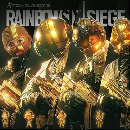 Tom Clancy's Rainbow Six Siege: Pro League All Gold Sets - PS4 [Digital Code]
