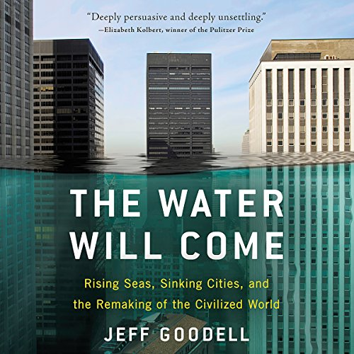The Water Will Come audiobook cover art