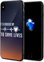 iPhone X Case, It's A Beautiful Day to Save Lives Anti-Scratch Shock Absorption Cover Case iPhone X