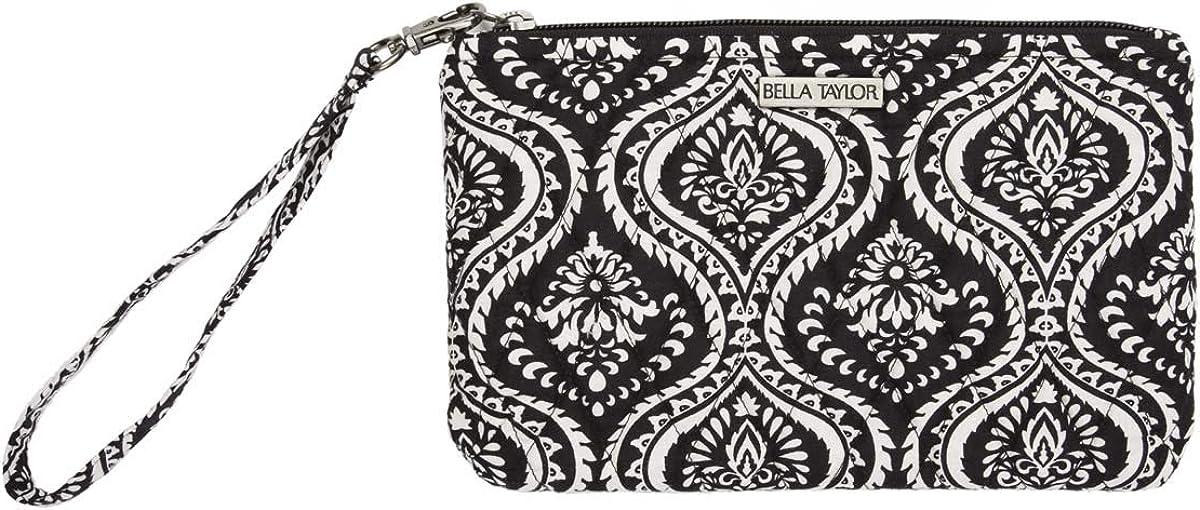 VHC Brands Dahlia Wristlet Pouch