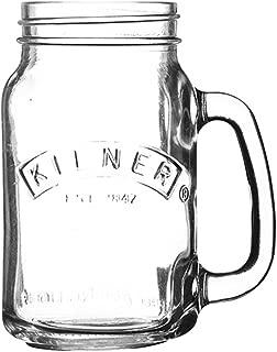 Kilner Handled Jar Clear, 540ml