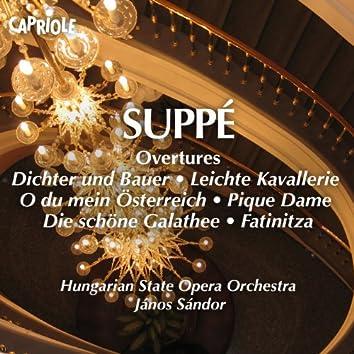 Suppe, F. Von: Overtures