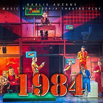 1984: Music for Liepajas Theatre Play (Original Score)