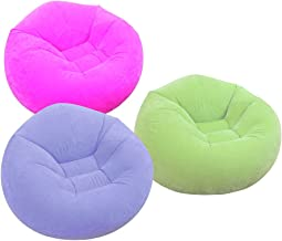 Intex Inflatable Air Bin Chair, Multicolor ,68569mp