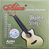 PC PENNYCREEK - Alice UKULELE String (AU04) Made Up With Nylon In High Quality (Limited Period Offer)