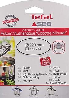 SEB 790141 - Junta para Olla Minute, 4.5 L/6 L