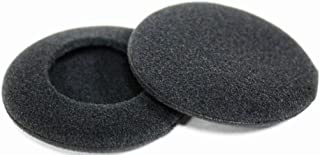 Williams Sound HED 023-100 Replacement Earpads, For use with HED 021 Folding Headphone and HED 026 Deluxe, Rear-wear Headp...