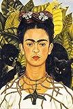 Kahlo, Frida - Poster - Jungle + Ü-Poster