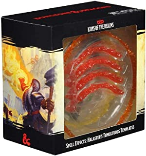 D&D Icons of the Realms: Spell Effects: Tumultuous Templates, Model:96013